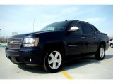 2008 Chevrolet Avalanche LTZ 4x4 Data, Info and Specs