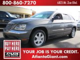 2004 Graphite Gray Metallic Chrysler Pacifica  #46937010