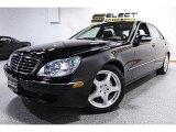 2004 Black Mercedes-Benz S 430 Sedan #46936737