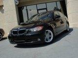 2008 Black Sapphire Metallic BMW 3 Series 328i Sedan #46936782