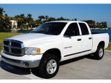 2002 Dodge Ram 1500 SLT Quad Cab 4x4 Data, Info and Specs