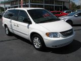 2002 Chrysler Town & Country Stone White Clearcoat