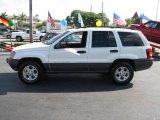 2001 Jeep Grand Cherokee Stone White