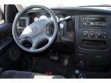 2002 Dodge Ram 1500 SLT Quad Cab 4x4 Dashboard