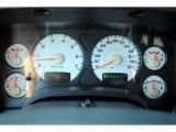 2002 Dodge Ram 1500 SLT Quad Cab 4x4 Gauges