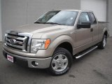2011 Pale Adobe Metallic Ford F150 XLT SuperCab #46936646