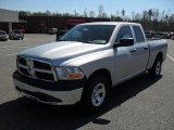 2011 Bright Silver Metallic Dodge Ram 1500 ST Quad Cab #46936940