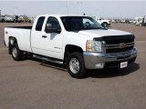2007 Chevrolet Silverado 2500HD LT Extended Cab 4x4 Data, Info and Specs