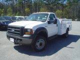Ford F450 Super Duty 2007 Data, Info and Specs