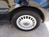 Volkswagen Cabrio 1999 Wheels and Tires