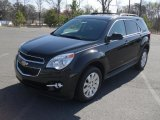 2011 Black Granite Metallic Chevrolet Equinox LT #46957682