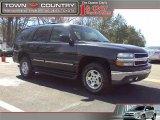 2004 Black Chevrolet Tahoe LS #46957636