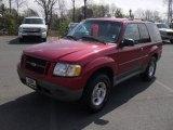 2003 Redfire Metallic Ford Explorer Sport XLT #46967105