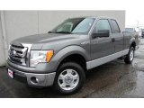 2011 Sterling Grey Metallic Ford F150 XLT SuperCab #46966709