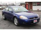 2006 Laser Blue Metallic Chevrolet Impala SS #46966592
