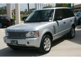 2008 Land Rover Range Rover V8 HSE Data, Info and Specs