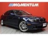 2004 Orient Blue Metallic BMW 3 Series 330i Coupe #46966994