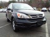 2010 Crystal Black Pearl Honda CR-V LX AWD #46967121