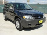 2006 Black Ford Escape XLS #46966834