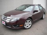 2011 Bordeaux Reserve Metallic Ford Fusion SE #46966624