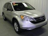 2011 Alabaster Silver Metallic Honda CR-V SE #46967016