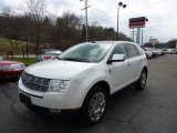 2010 White Platinum Tri-Coat Lincoln MKX AWD #46966753