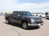 2003 Dark Gray Metallic Chevrolet Silverado 1500 LS Extended Cab 4x4 #46966637