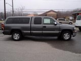 2001 Chevrolet Silverado 1500 Medium Charcoal Gray Metallic