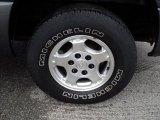 2001 Chevrolet Silverado 1500 LS Extended Cab Wheel