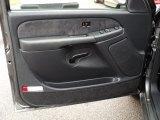 2001 Chevrolet Silverado 1500 LS Extended Cab Door Panel