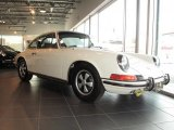1969 Porsche 911 Light White Grey