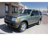 2002 Ford Explorer Estate Green Metallic