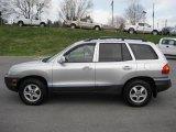 2003 Pewter Hyundai Santa Fe LX 4WD #46966672