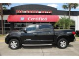 2008 Black Toyota Tundra Limited CrewMax #46966686
