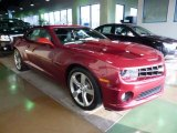 2010 Red Jewel Tintcoat Chevrolet Camaro SS/RS Coupe #47005468