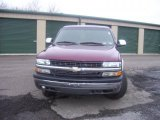 2001 Chevrolet Silverado 1500 Dark Carmine Red Metallic