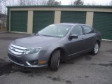 2010 Sterling Grey Metallic Ford Fusion SEL V6 #47005328