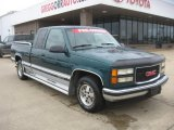 1995 Forest Green Metallic GMC Sierra 1500 SLE Extended Cab #47005675