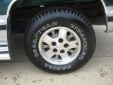 GMC Sierra 1500 1995 Wheels and Tires