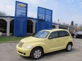 2007 Pastel Yellow Chrysler PT Cruiser Touring #47005341