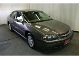 2001 Bronzemist Metallic Chevrolet Impala  #47005508