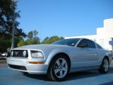 2006 Satin Silver Metallic Ford Mustang GT Premium Coupe #47005359