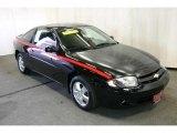 2003 Black Chevrolet Cavalier LS Coupe #47005511