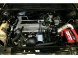 2003 Chevrolet Cavalier LS Coupe 2.2 Liter DOHC 16 Valve 4 Cylinder Engine