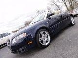 2008 Moro Blue Pearl Effect Audi A4 2.0T quattro Cabriolet #47005196