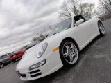 2008 Carrara White Porsche 911 Carrera S Coupe #47005197
