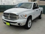 2008 Dodge Ram 1500 Lone Star Edition Quad Cab 4x4 Data, Info and Specs