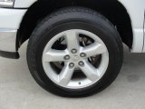 2008 Dodge Ram 1500 Lone Star Edition Quad Cab 4x4 Wheel