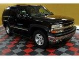 2005 Black Chevrolet Tahoe LT 4x4 #47005749