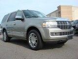 2008 Vapor Silver Metallic Lincoln Navigator Elite 4x4 #47005219